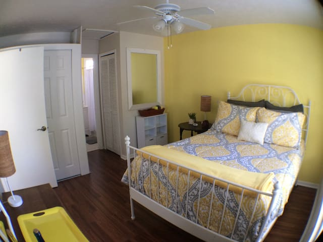 Downtown St. Augustine cozy 1/1 apt