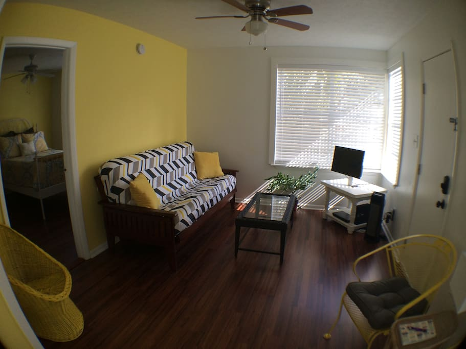 Downtown St Augustine Cozy 1 1 Apt Apartments For Rent In St Augustine Florida United States