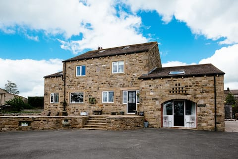 Yorkshire Farm Stay, Self Contained near Skipton