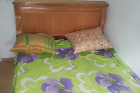 Private room or full apartment near from beach - Martil
