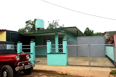 House in Cardenas. 10km to Varadero (3 bedrooms) - Cárdenas