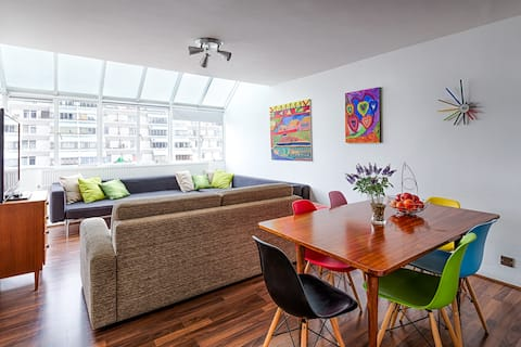 Family Friendly Central London Flat