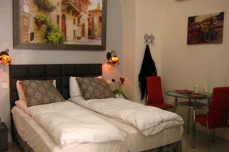 Charming Suite At The Old City - Safed - 公寓