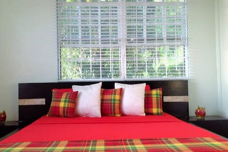 COLVIN'S B & B The Peaceful Room - Castries