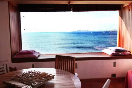 Maison avec piscine sur la mer - Marselha