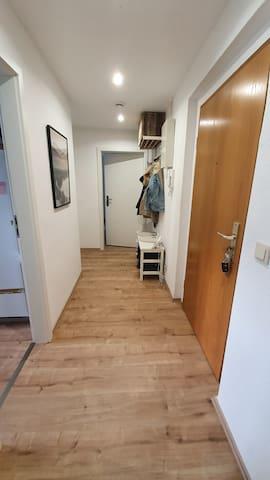 Moderne und gemütliche 2 Zimmer Erdgeschosswohnung