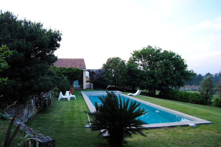 Peaceful and Relaxing Country House - Lavandeiras - House