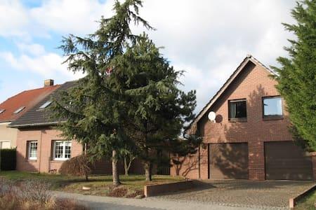 Ferienwohnung Heidetraum - Doberlug-Kirchhain - Apartemen