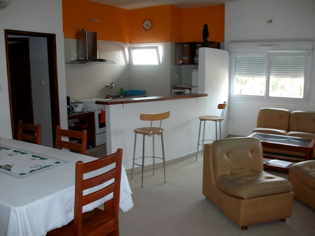 Apartment with a sea view - Cotonou - Villa