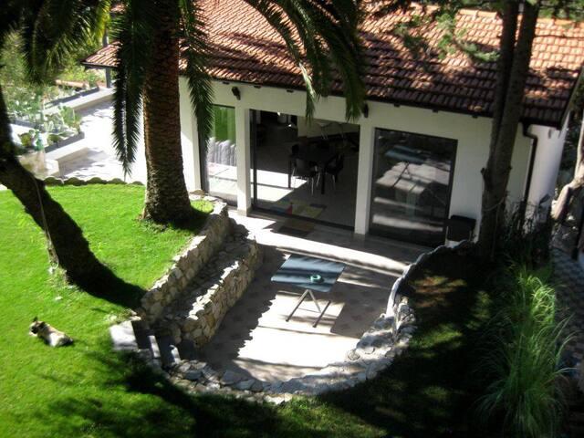 Villa de charme Menton, côte d'Azur