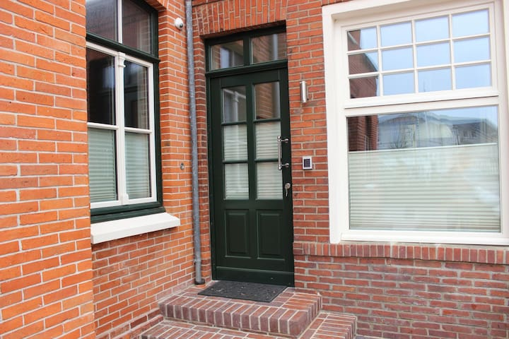 """Altstadt Villa Wohnung 2 """"Hooge"""""""