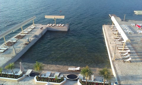 Apartment Adeona with sea view