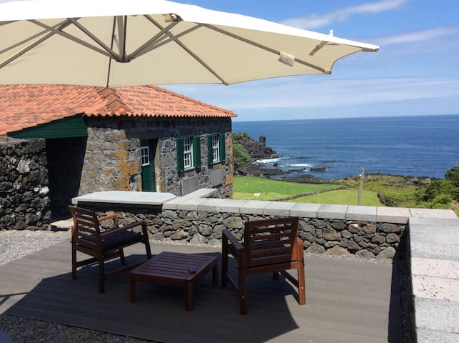 Sea view from the house - Caisinho