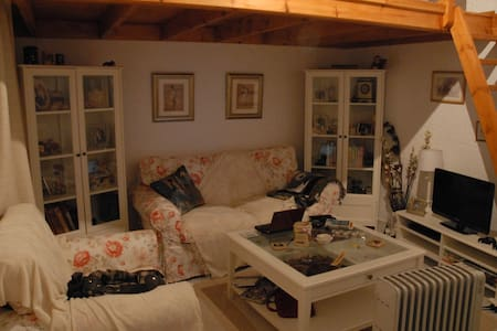 Cosy home in the old town - Malia - Casa