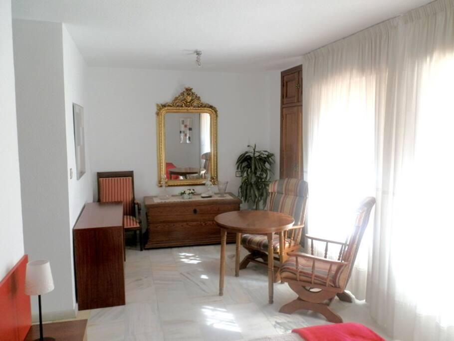 Dormitorio principal 30m.