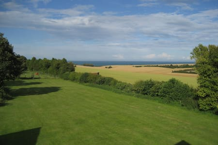 Ensuite double rooms with sea view - St Margaret's at Cliffe - Hus