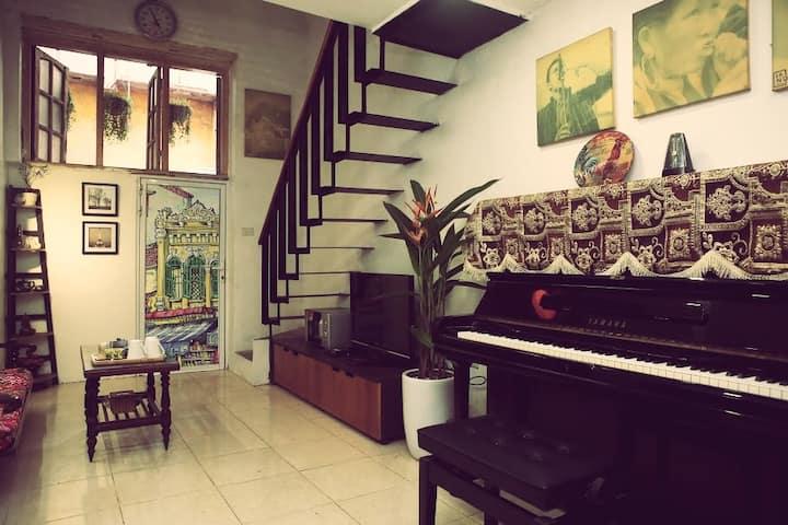 NEM-Hanoi Old Quarter homestay-3min to Sword Lake