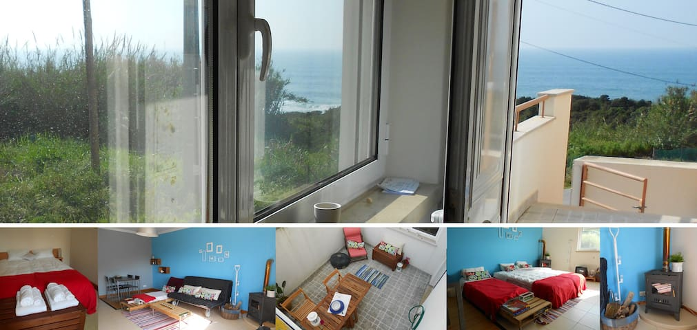 Salgado Beach Apartment - Nazaré  - Famalicão - Apartment