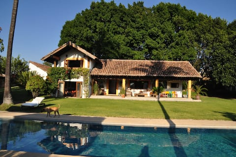 Beautiful vacation home in Morelos