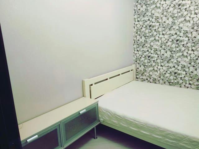 2 комнатная квартира.