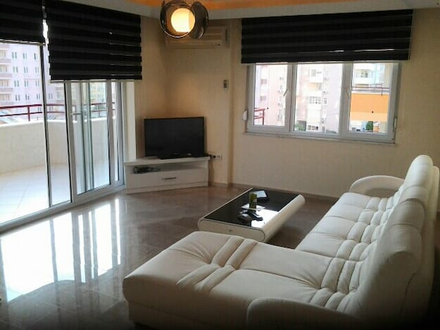 Rent of flat in Mahmutlar, Turkey - Mahmutlar - Apartment