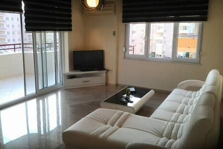 Rent of flat in Mahmutlar, Turkey - Mahmutlar - Apartment