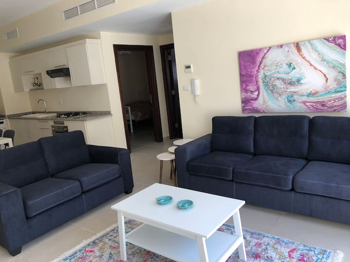 Furnished apartment in abdoun
