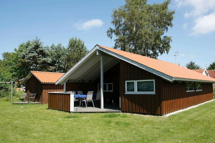 Peaceful Holiday Home in Farsø with Whirlpool