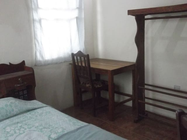 Serviced bedroom in spacious house