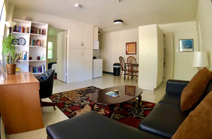 Cozy 1 Bedroom in Downtown San Anselmo Apartment D