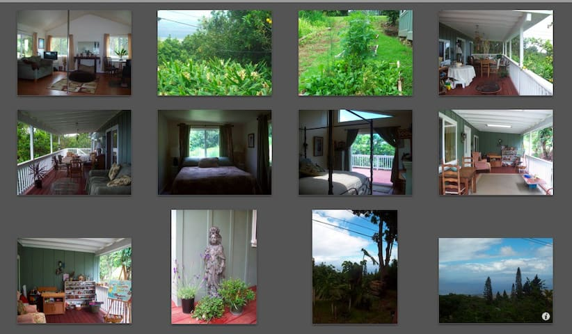Country Home w/ Breathtaking View!  - Kula - House
