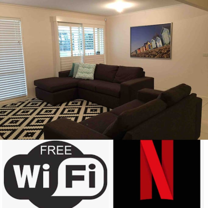 Free Wifi and Netflix