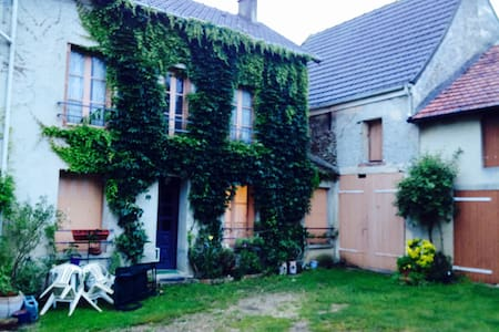 room in country house - Courcelles sous jouarre - 獨棟