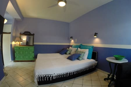 Spacious Bedroom in a lovely B&B - Neos Marmaras