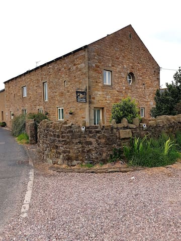 Traditional cottage in the Ribble Valley