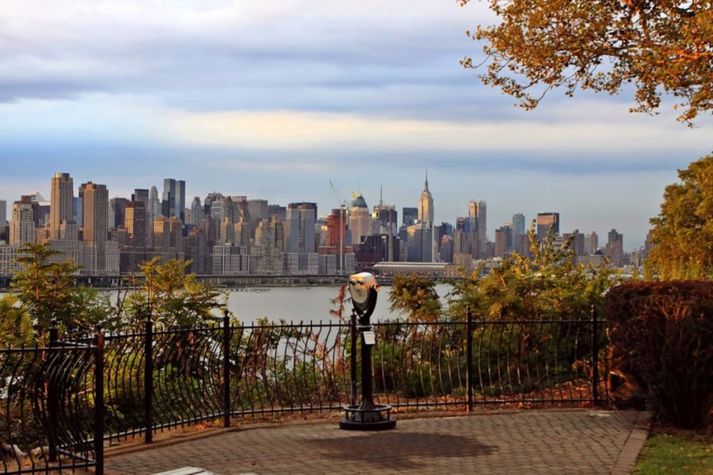 Breath Taking Views from NYC Skyline - on Bouleavard East