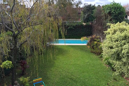 Beautiful garden home at the heart of La Horqueta - Boulogne - 独立屋