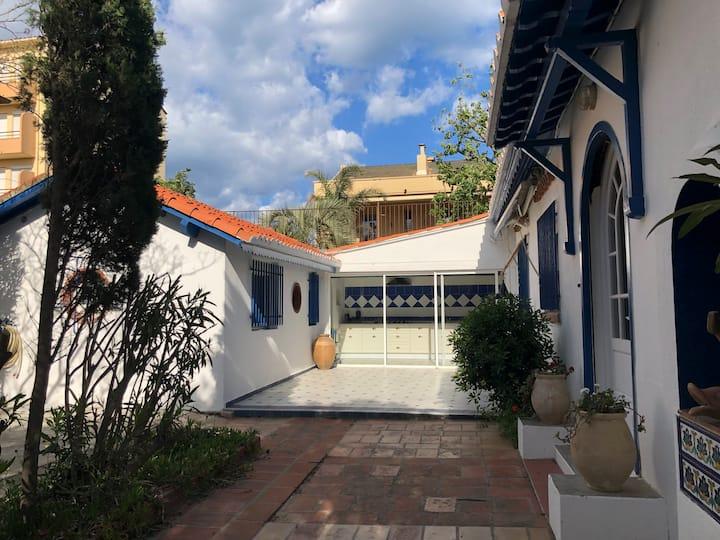 Villa à 50 mètres de la plage