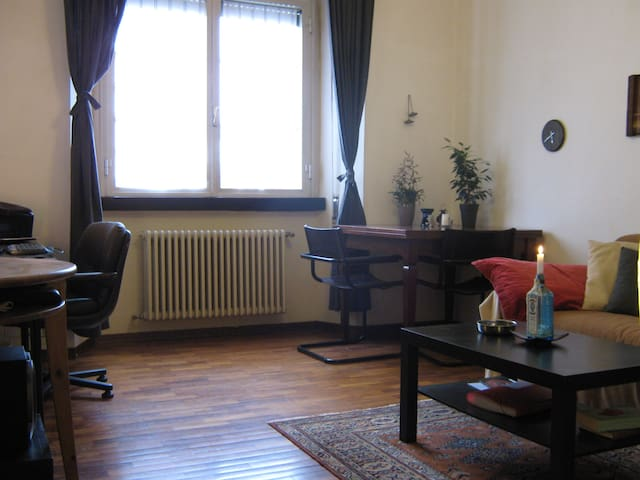 Two room flat close to downtown - Como - Huoneisto