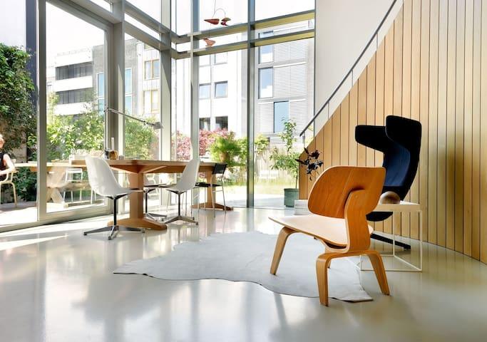 Modern villa in Amsterdam IJburg