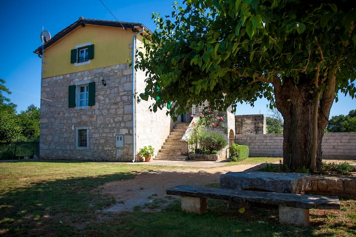 Lovely stone house near Poreč - Poreč - House