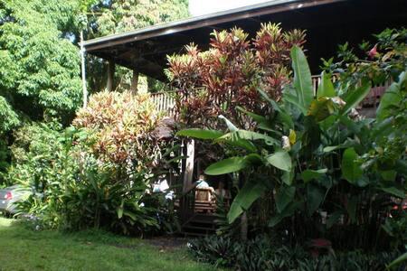 Main Lodge at Hawaiian Retreat - Pāhoa - House