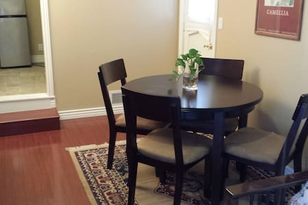 1 bedroom in-law unit - Saratoga