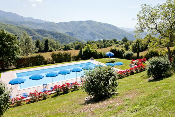 Garfagnana: wi-fi, nature, massage - Minucciano - Apartament