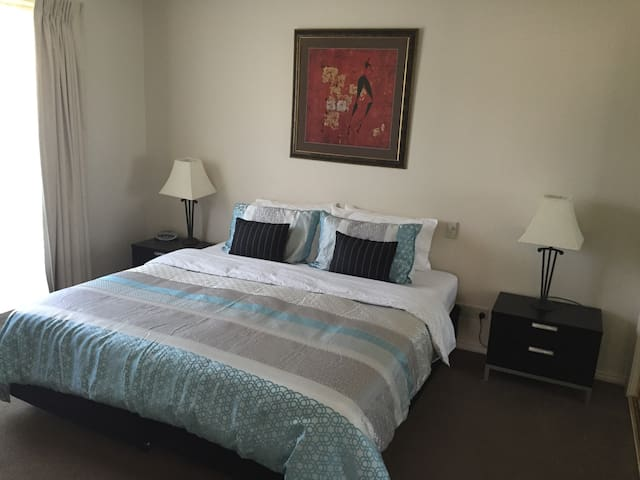 Lovely 2 Bedroom Apartment - Shepparton - Wohnung