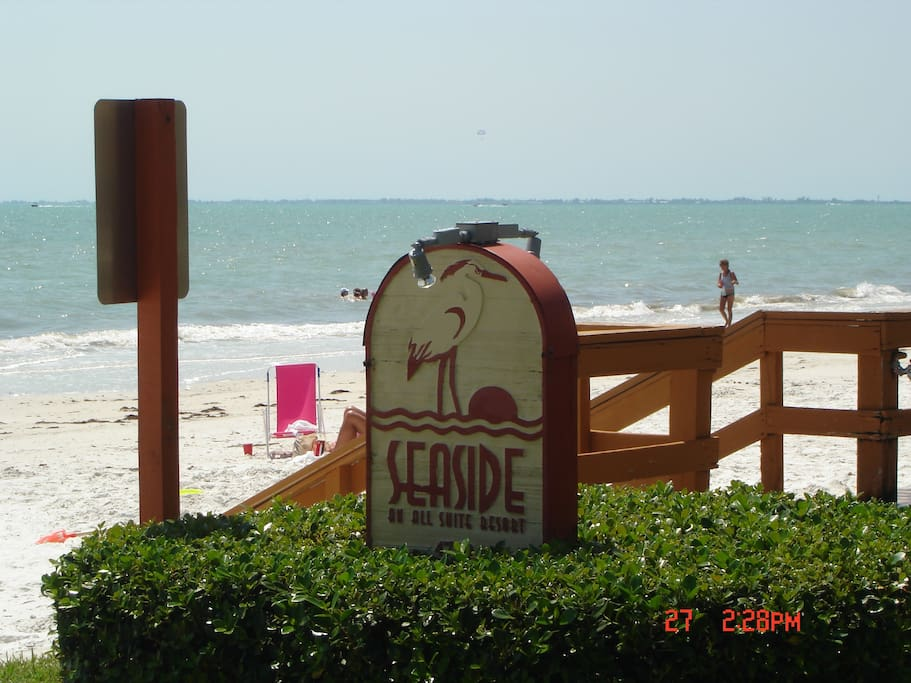Seaside Penthouse on the Gulf