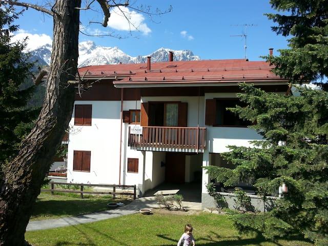 Tranquillo e panoramico appartamento a Savoulx - Savoulx - Lägenhet