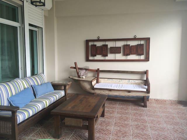 Balcony Terrance