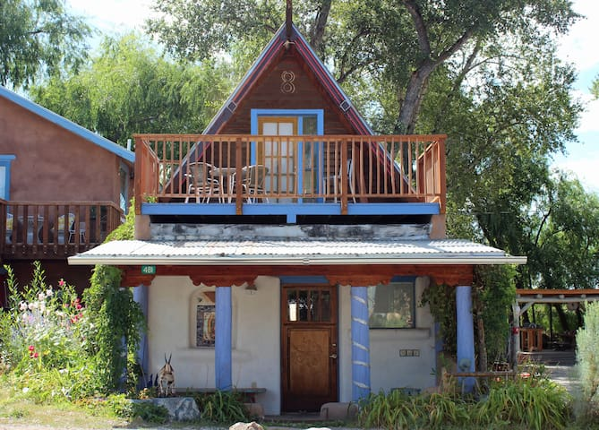 'Corazon' - in the heart of Taos country