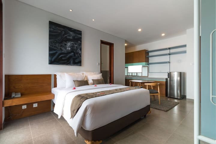 Sanur Art Apartment - Denpasar Selatan - Appartement